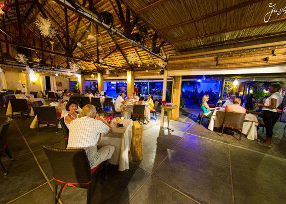 Dinner In Mauritius, Restaurants