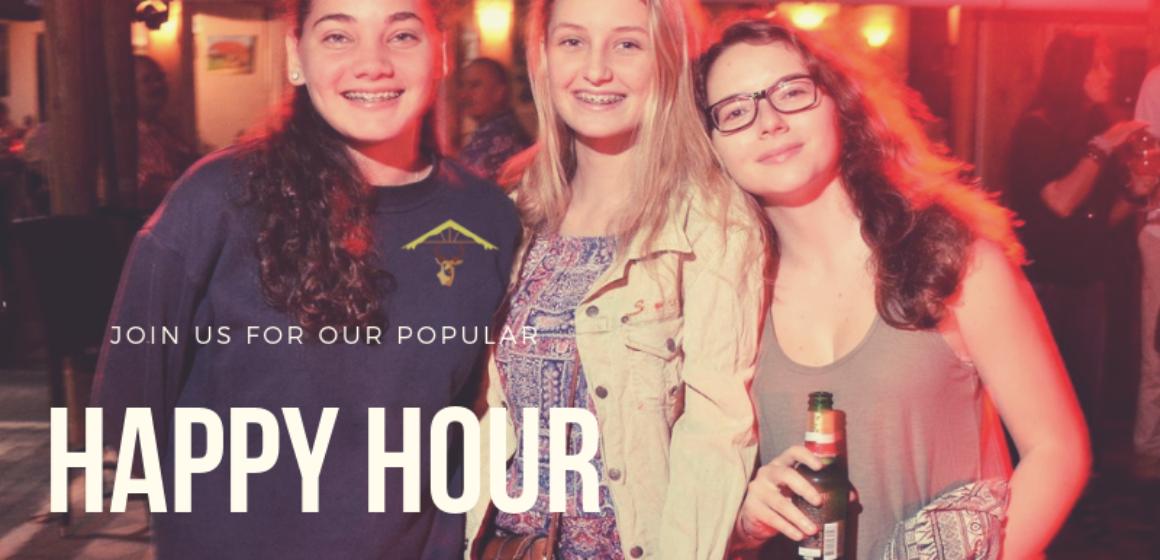 Happy Hour @ La Bonne Chute Restaurant & Sports Bar